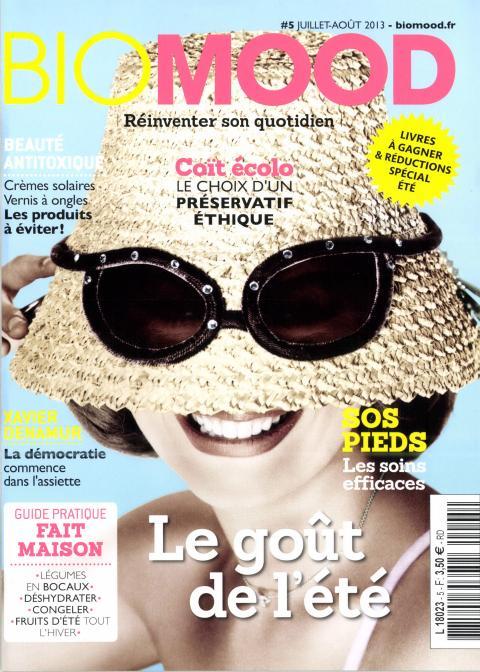 Magazine écolo biomood