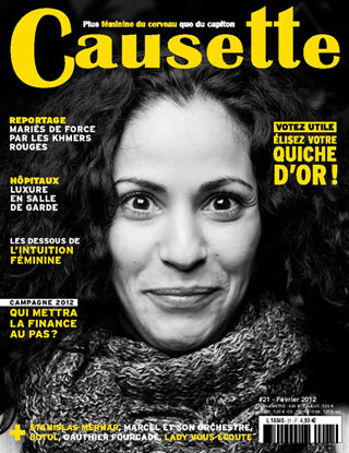 Causette magazine