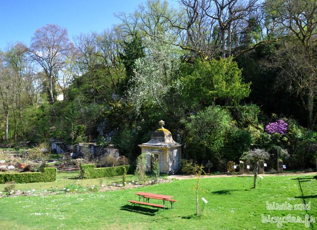 Jardin botanique de Neuchatel