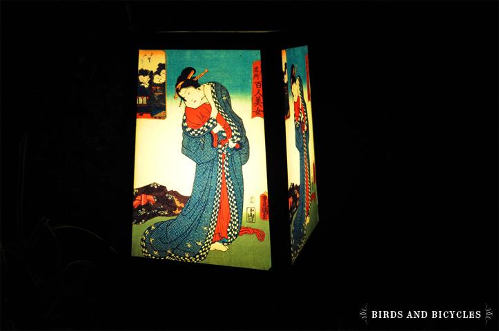 Photo du mois de mai - Une lanterne japonaise