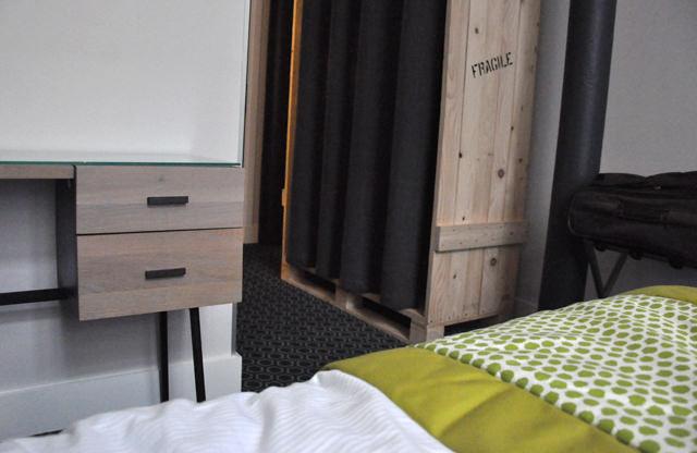 Hôtel Fabric à Paris