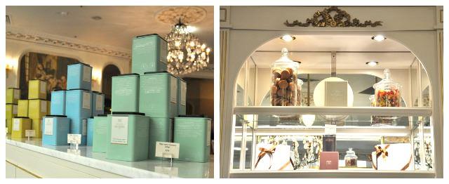 Tea room Angelina des Galeries Lafayette