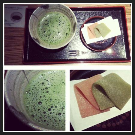 patisserie japonaise et the vert