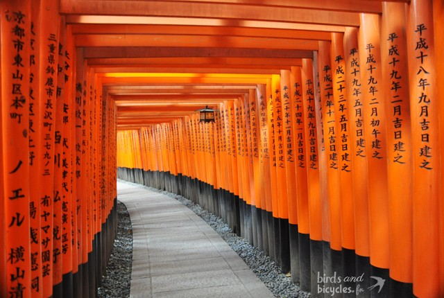 Temple au Japon: Fushimi Inari
