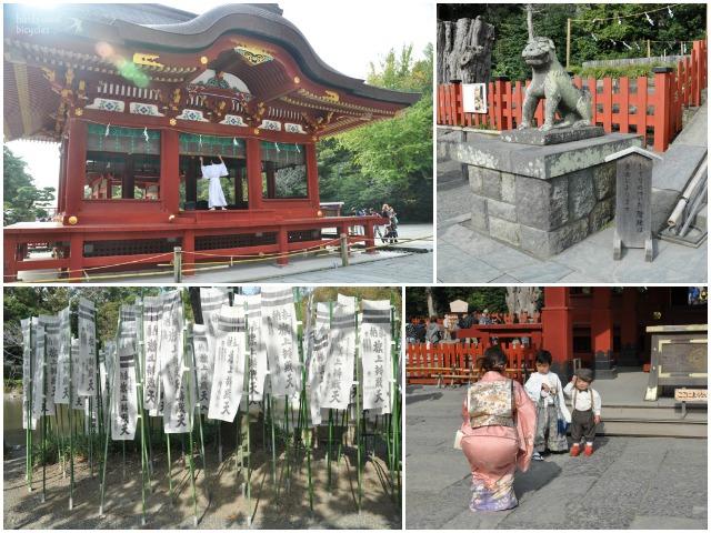 Temple Kamakura Japon