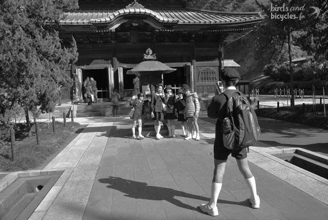 Kamakura -des écoliers japonais