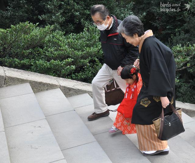 Kimonos japonais et enfants en kimono (1)