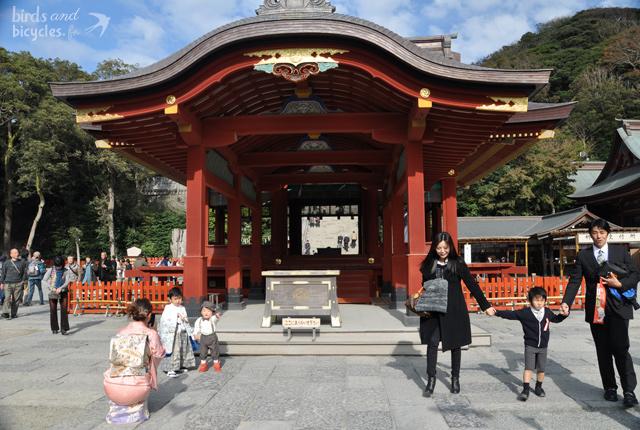 Temple à Kamakura (1)