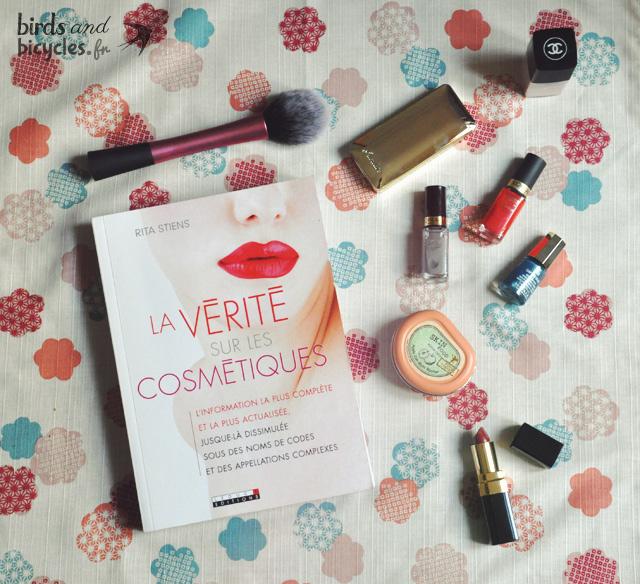 La vérité sur les cosmétiques, un guide pour déchiffrer les ingrédients des produits de beauté!