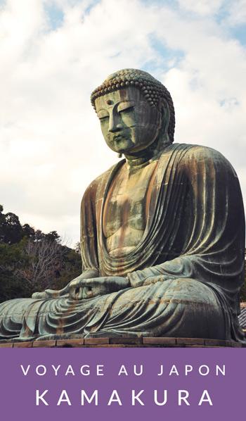 Le bouddha de Kamakura, et autres merveilles de cette petite ville japonaise!