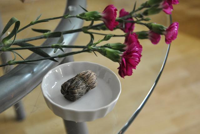 Les fleurs de thé chinoises un coup de coeur ! { Les thés préférés de la blogueuse Kantutita}}