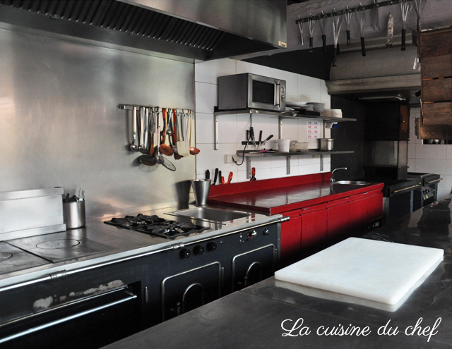 La cuisine de Pierre Augé, TopChef 2014