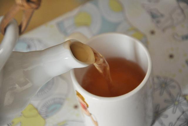 Tasse de thé - Blog d'une petite buveuse de thé