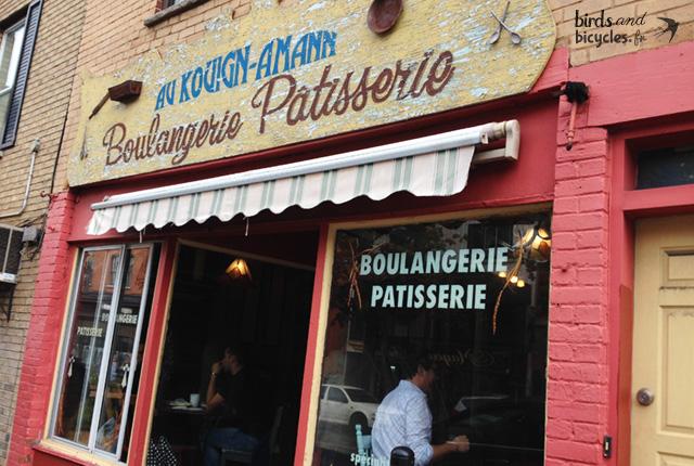 Où trouver des croissants à Montréal? Au Kouign Amann!