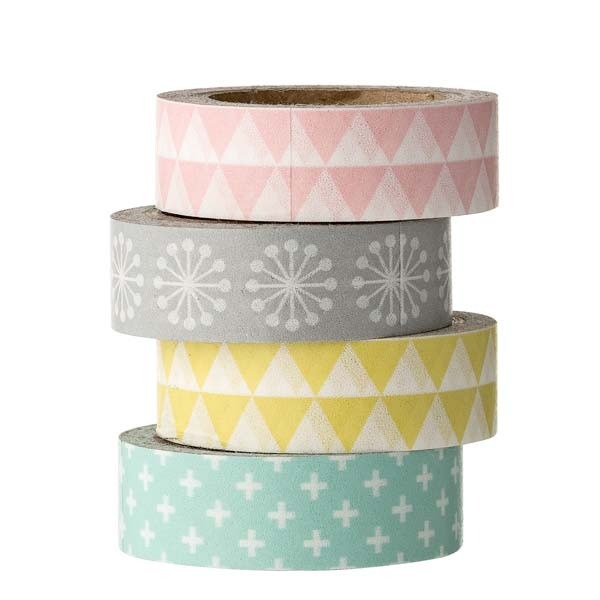 Bloomingville: set de masking tapes