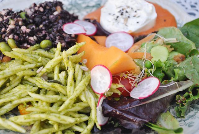 Green et healthy: le restaurant Pimpon à Montpellier