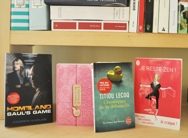 Idées de romans légers à lire en été