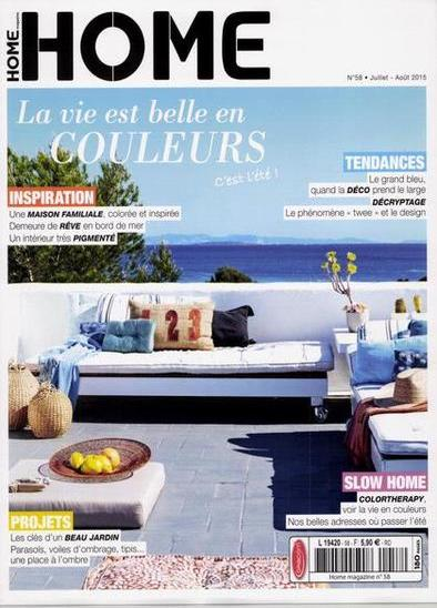 Magazine de déco Home