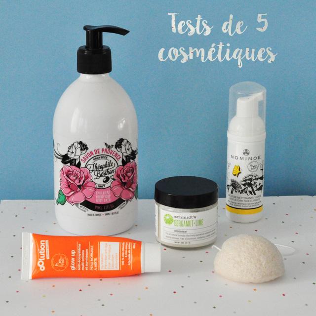 Blog Beauté Bio Test