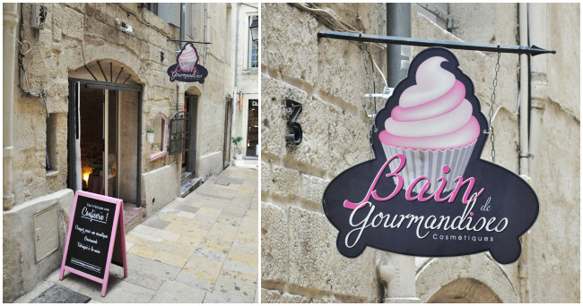 Bain de gourmandises: bonne adresse à Montpellier