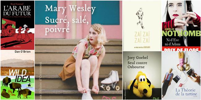 Blog livres préférés de 2015