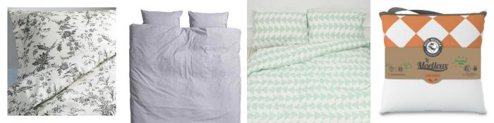 Ma sélection de parures de lit