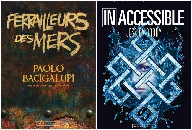 Deux romans à dévorer sur le blog