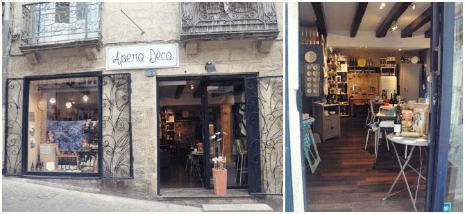 Bonne adresse Montpellier: Apéro Déco