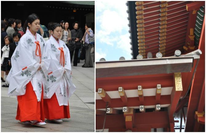 Temples au Japon
