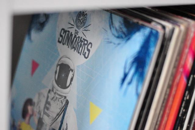 Vinyle des Sunmakers