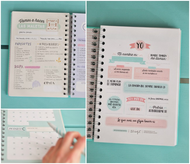 Coup de coeur: agenda 2016 de Mr Wonderful