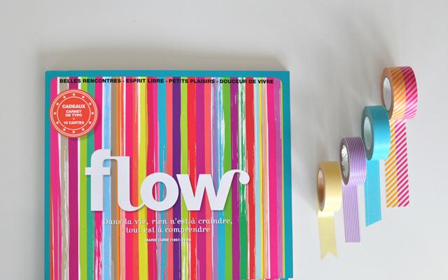 Le magazine Flow, plein d'inspiration