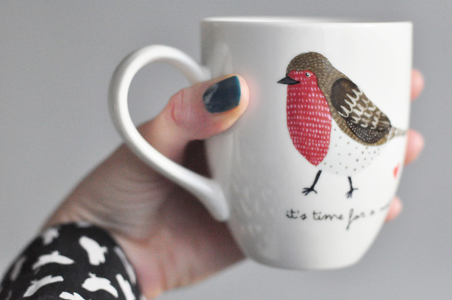 rouge-gorge-mug