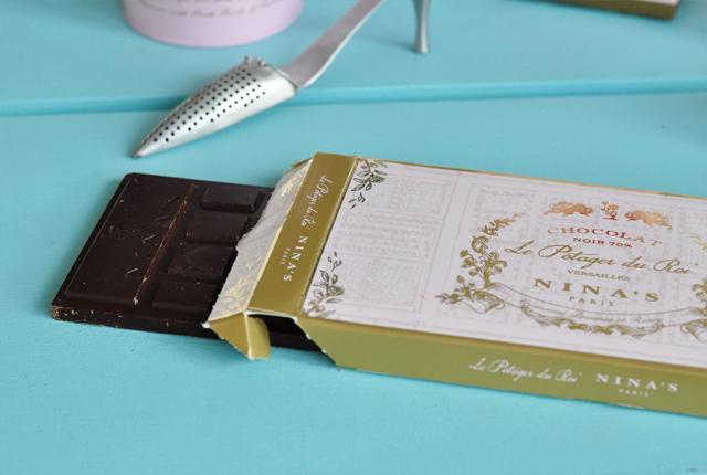 Le chocolat de Nina's, à tomber!