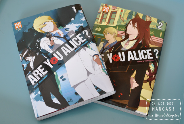 Manga: Are you Alice?