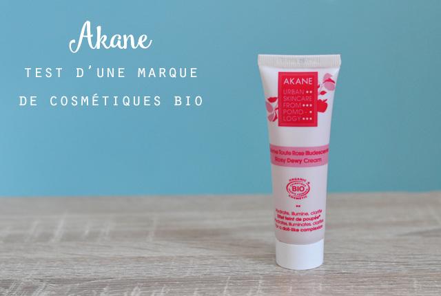 Crème toute rose illudescente d'Akane