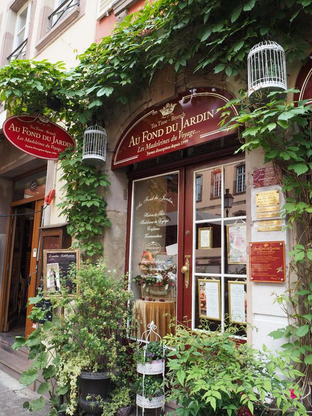 salon de thé insolite à Strasbourg - photo Birds & Bicycles