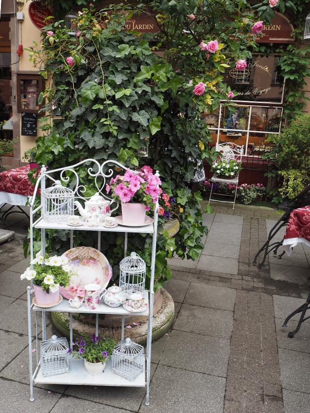 Au Fond du Jardin - Bonne adresse à Strasbourg sur le blog Birds & Bicycles