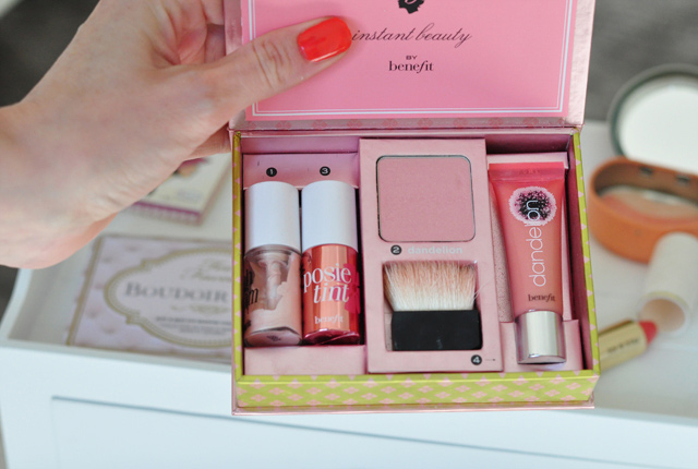 Coffret Benefit Feeling Dandy