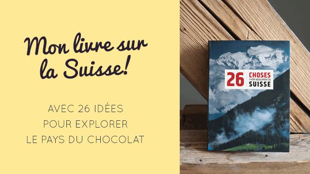 Mon livre sur la suisse!
