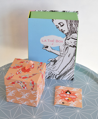 Boxs de thé Thé box & Envouthé