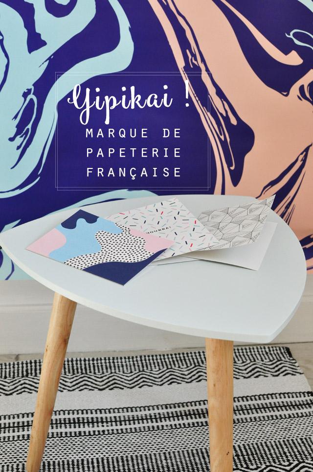 Yipikai, papeterie made in Lyon!