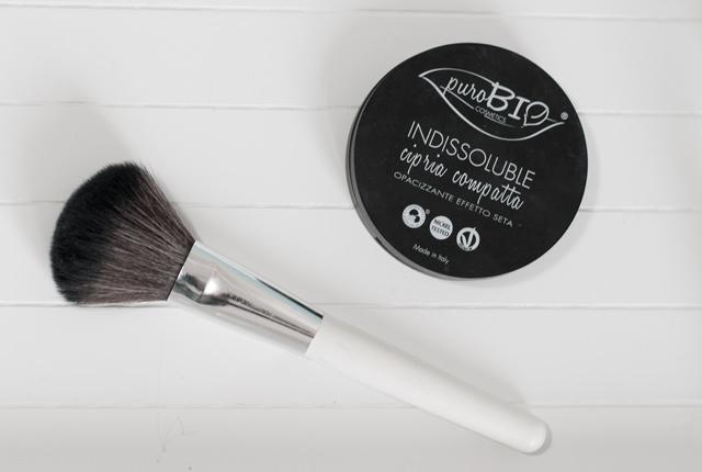 Avis - Maquillage bio: J'ai testé la poudre compacte de PuroBio