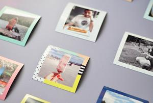 J'ai testé les aimants photo de Mon Album Photo