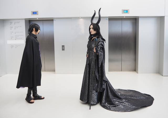 Animest 2016 Maléfique