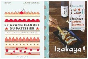 Beaux livres de cuisine sélection