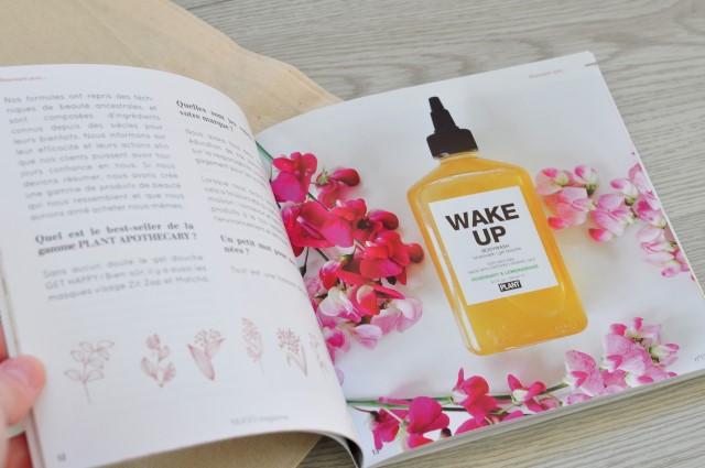 Le magazine de la Nuoobox - box beauté de cosmétiques bio et naturels - Photo Birds & Bicycles blog lifestyle