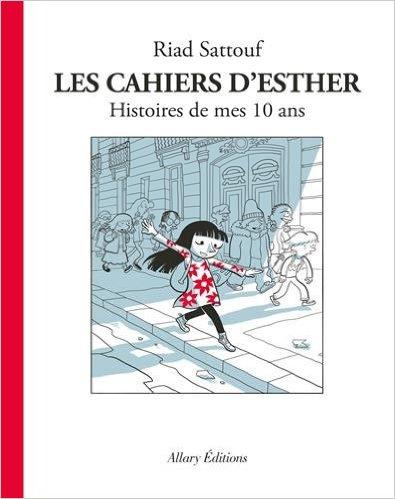 Les cahiers d'Esther - Conseils de livres sur le blog Birds & Bicycles