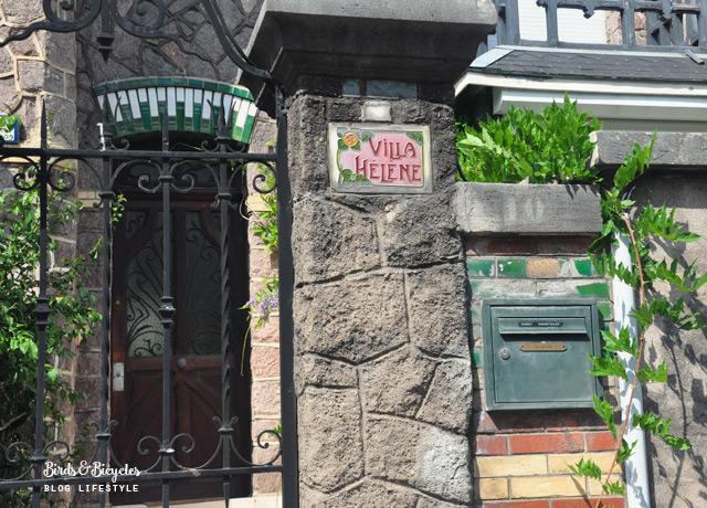 Rue Félix Faure - Art Nouveau à Nancy
