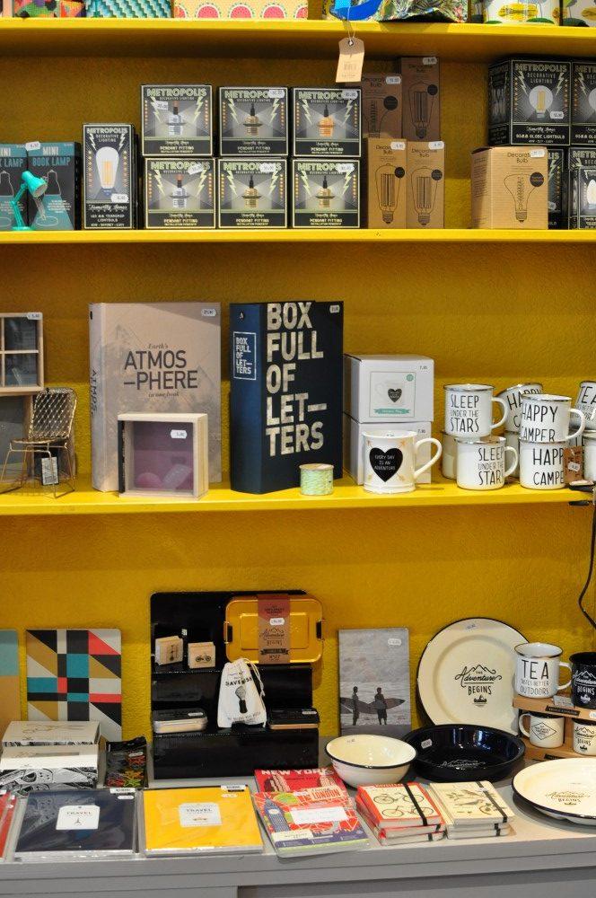 Des idées cadeaux à Strasbourg chez la boutique déco Mémé en Autriche - Coup de coeur du blog girly Birds & Bicycles
